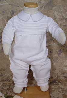 CKNIT1 -  Boys Knit Coverall