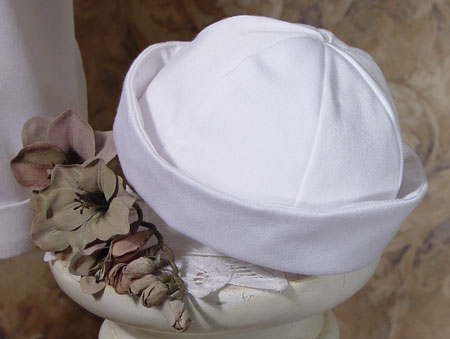Irish Christening Outfit Hat
