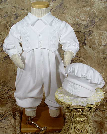 After Christening Coverall