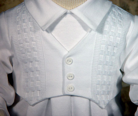 After Christening Coverall Bodice